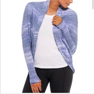 Calia Effortless Cocoon cardigan sweater size S